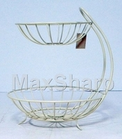 2 tiers fruit basket-MSJ1069
